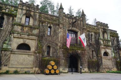 Chateau Montelena's Five Decade DREAM Tasting