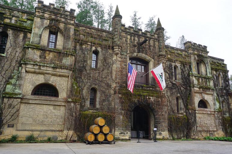 Chateau Montelena's Five Decade DREAM Tasting