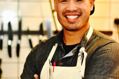 Interview with Chef for Tu David Phu of Feastly