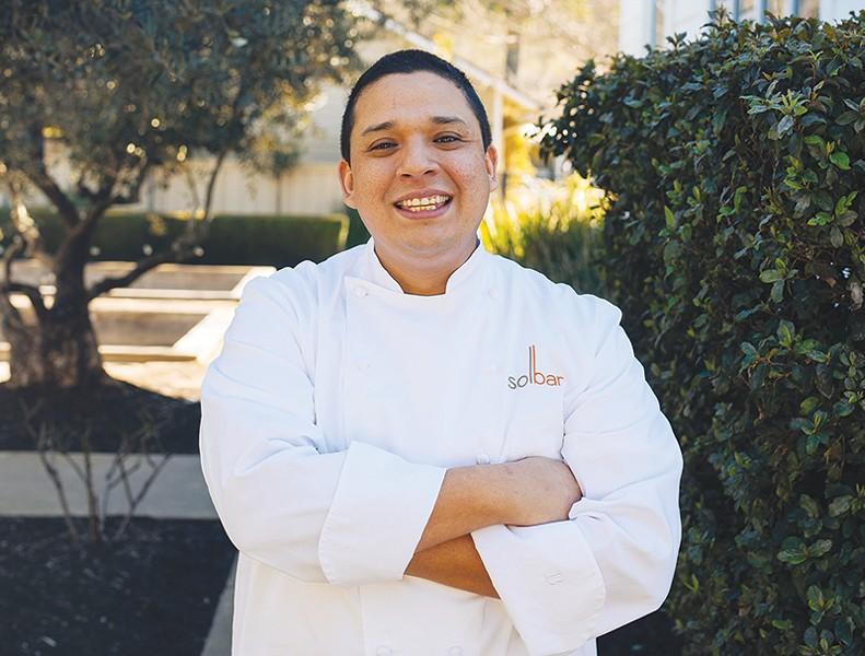 Chef Gustavo Rios SolBar