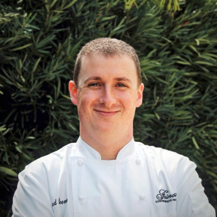 Interview with Chef Jared Reeves, Fairmont Sonoma Sante Restaurant