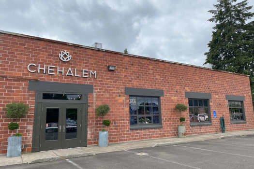 Chehalem Winery Tasting Room & Wine Bar in Newberg, Oregon