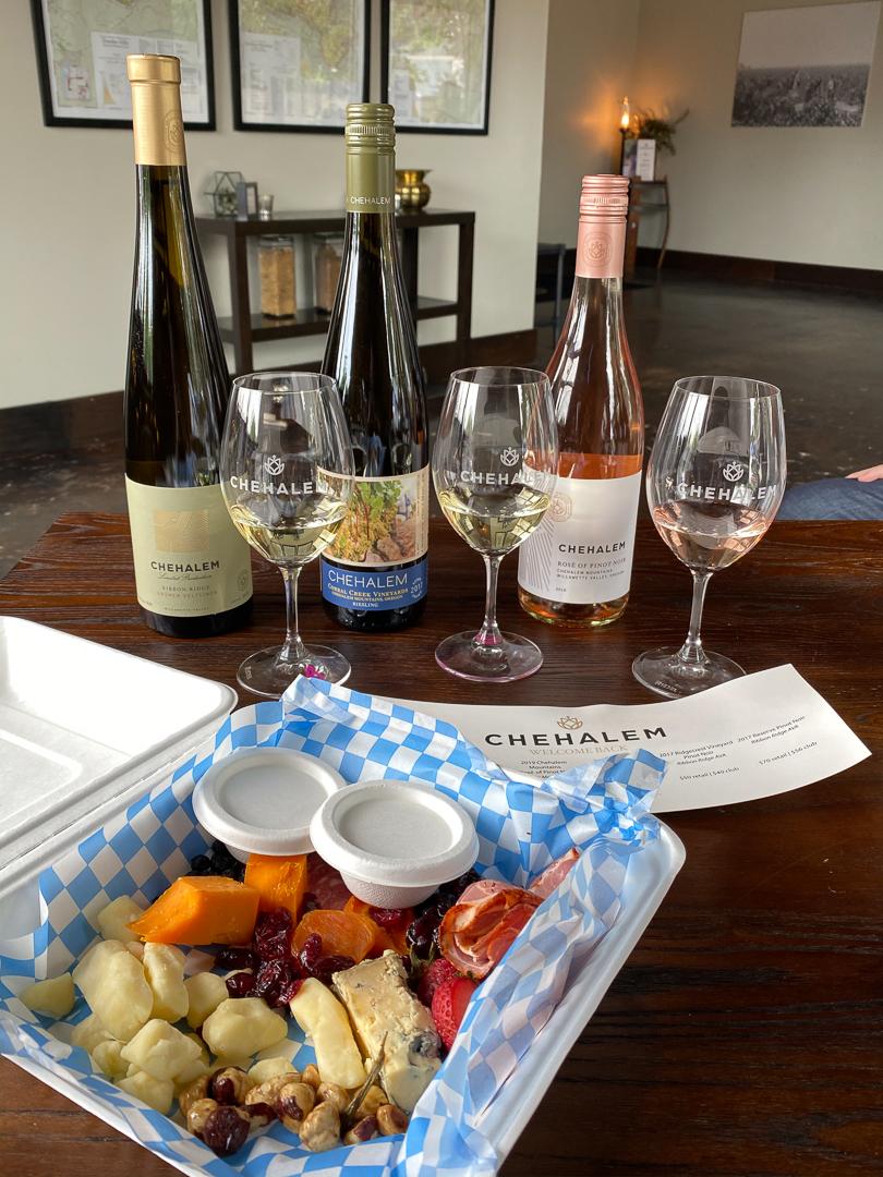 Chehalam Winery Tasting Room & Wine Bar