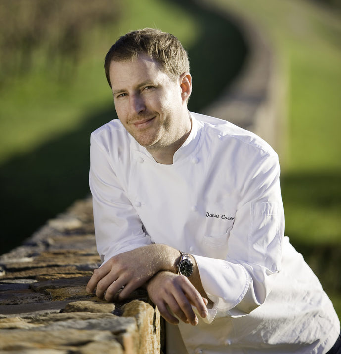Chef Daniel Corey