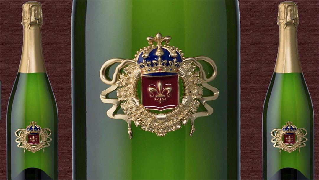 DeLoache 2015 LE ROYAL Sparkling Wine