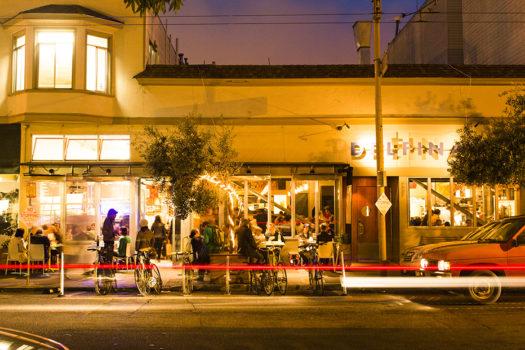 Delfina Restaurant's Winemaker Dinner Series
