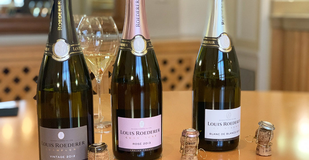The Spectacular Louis Roederer Champagne Maison Tour & Tasting