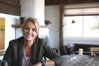 Interview with Winemaker & Grower Anne Moller-Racke of Blue Farm