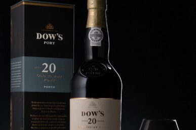 Pumpkin Spice Latte & Dow's Tawny Porto 20-Year Aged Port Recipe