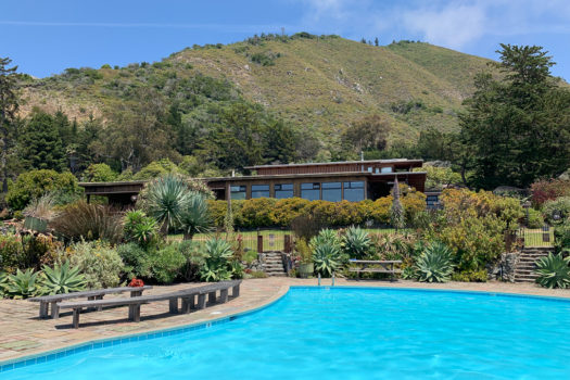 The Heavenly Esalen Institute, Big Sur California