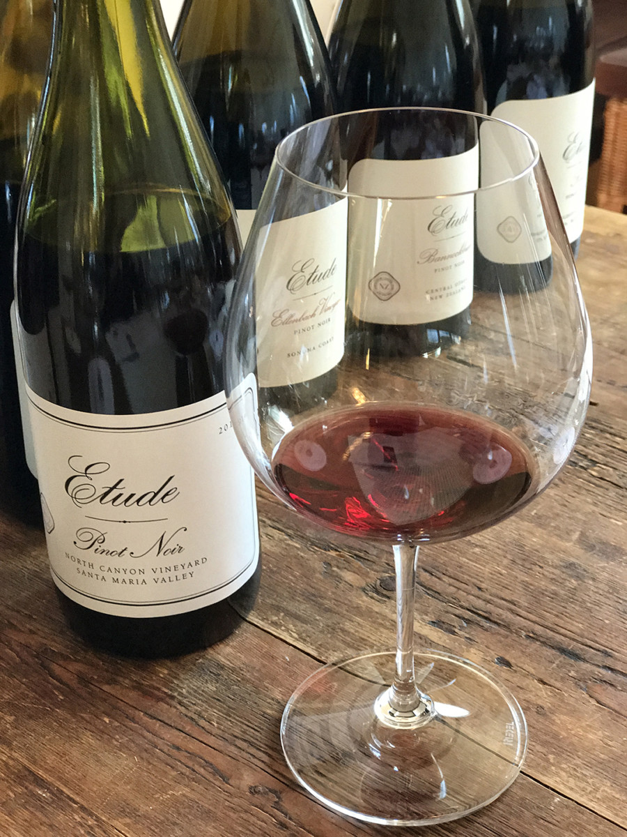 Etude Wines Napa California