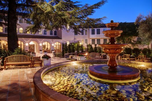 My Luxurious Stay at The Fairmont Sonoma Mission Inn & Spa