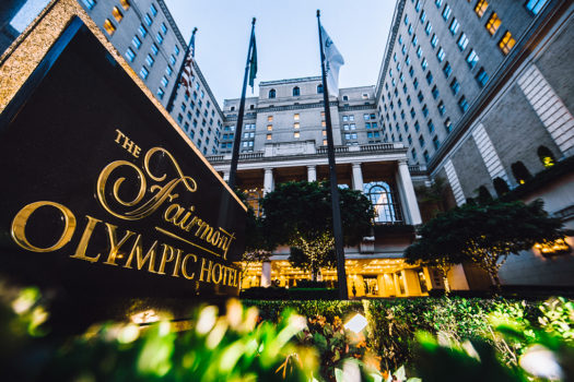 The Fairmont Olympic Hotel A Seattle Gem To Visit
