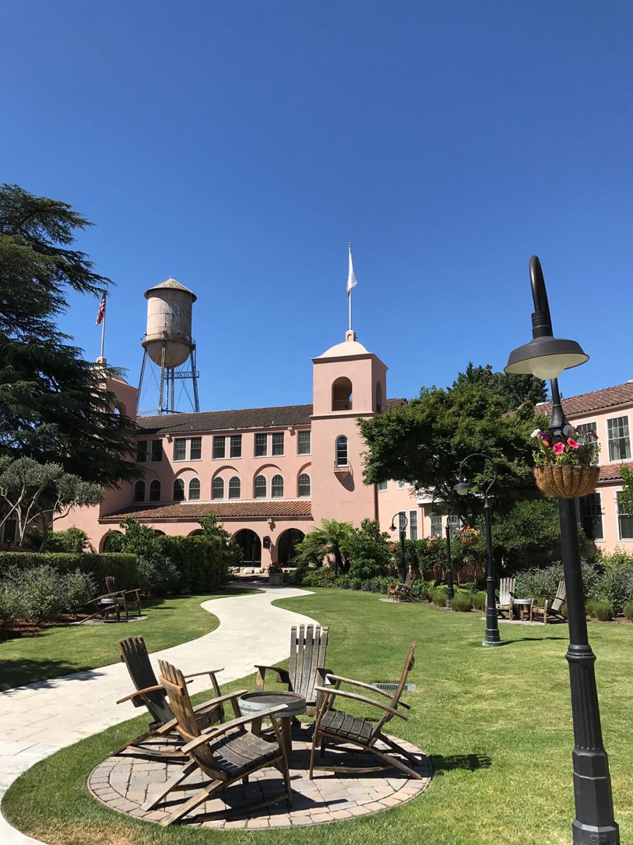 Fairmont Sonoma Mission Inn Spa Day