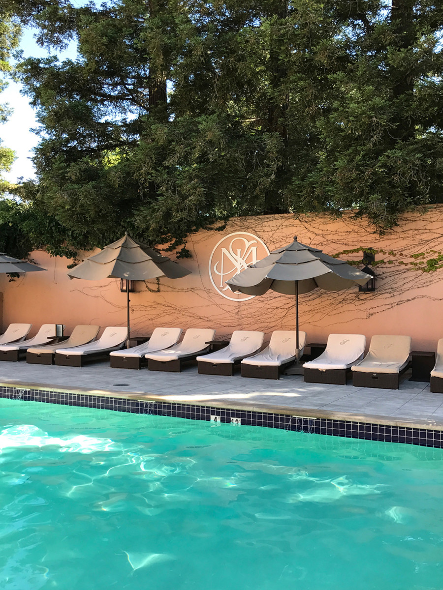 Fairmont Sonoma Mission Inn Spa Day