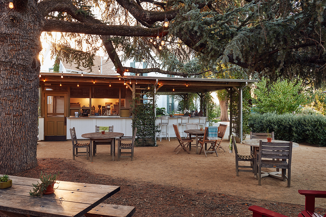 Farmstead Restaurant at Long Meadow Ranch