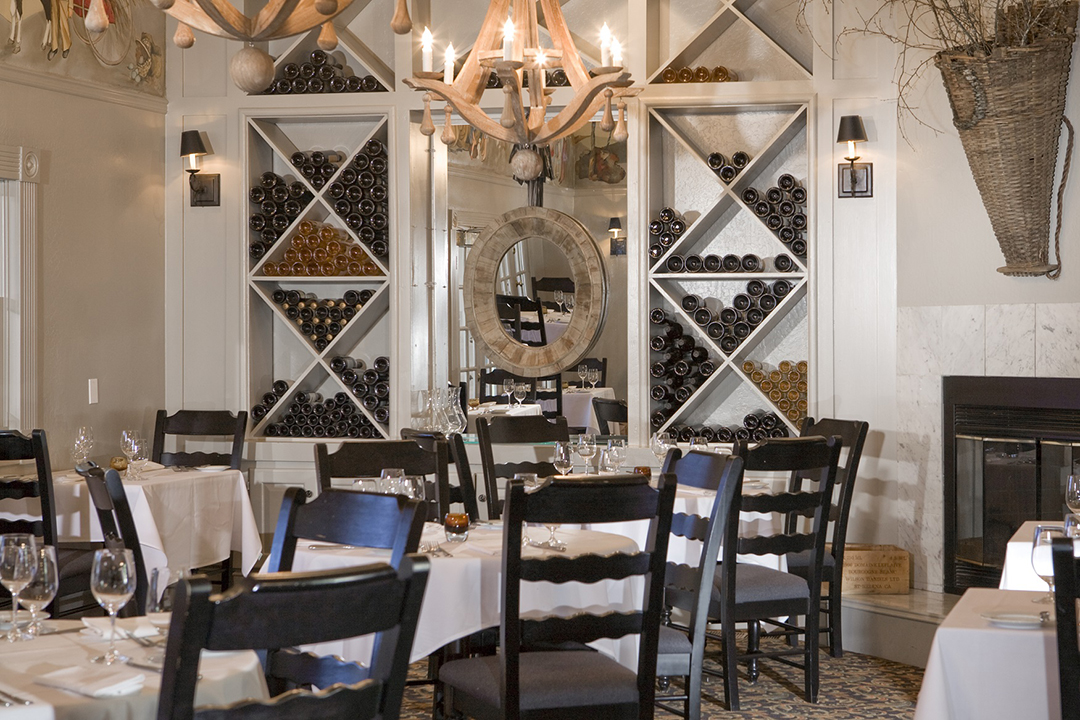 Farmhouse Inn Restaurant