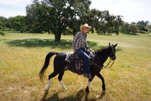 Horseback Riding at The Incredible Fess Parker Winery Ranch