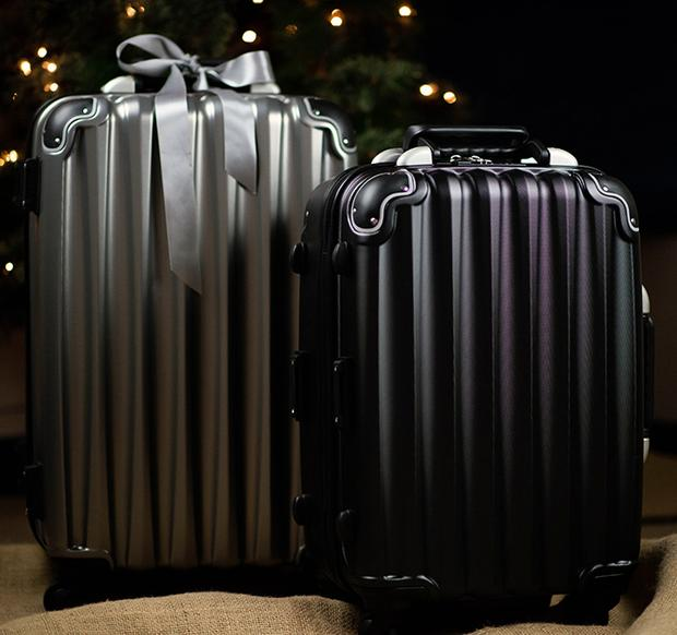 Fly With Wine Luggage
