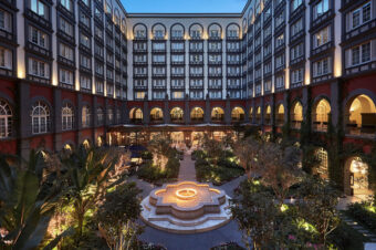 My New Years At The Historic Four Seasons Mexico City