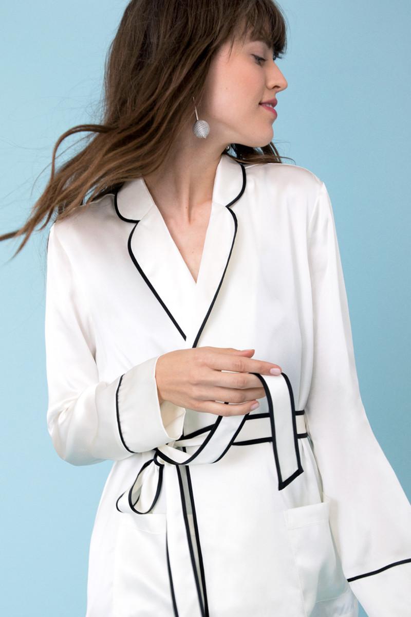 Frances Austen Pajama Top