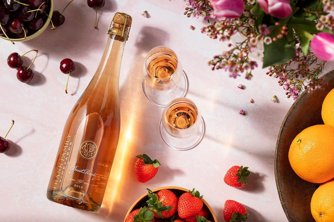 Frank Family Wines Brut Rose
