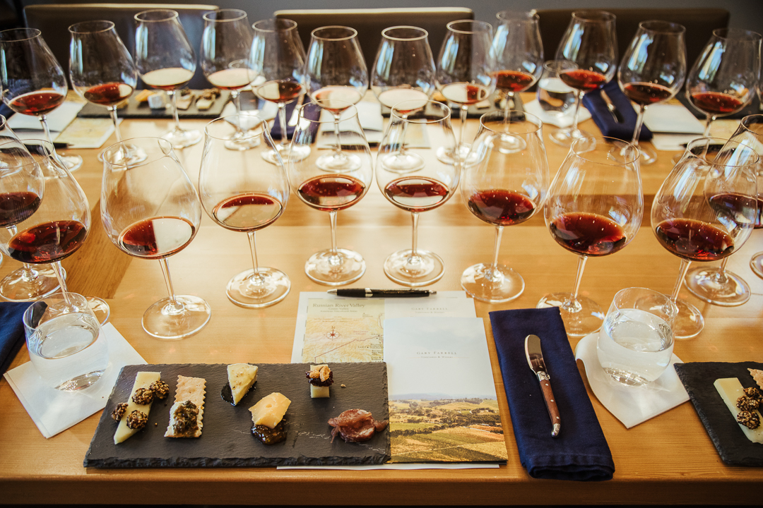 The Best California Sonoma Coast Wineries