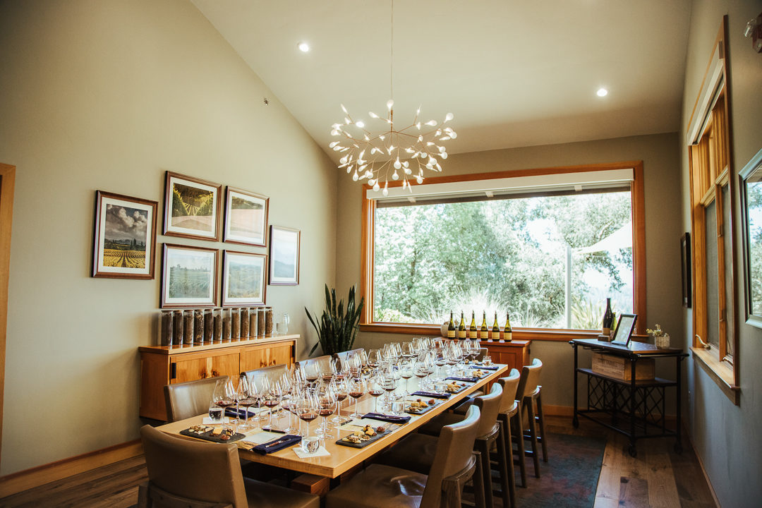 Gary Farrell Vineyards & Winery by Elise Aileen Photography
