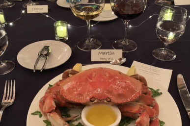 13th Annual Crab Dinner at Gary Farrell Vineyards & Winery