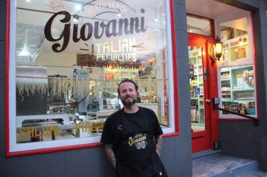 Tony Gemignani's Giovanni Italian Specialties