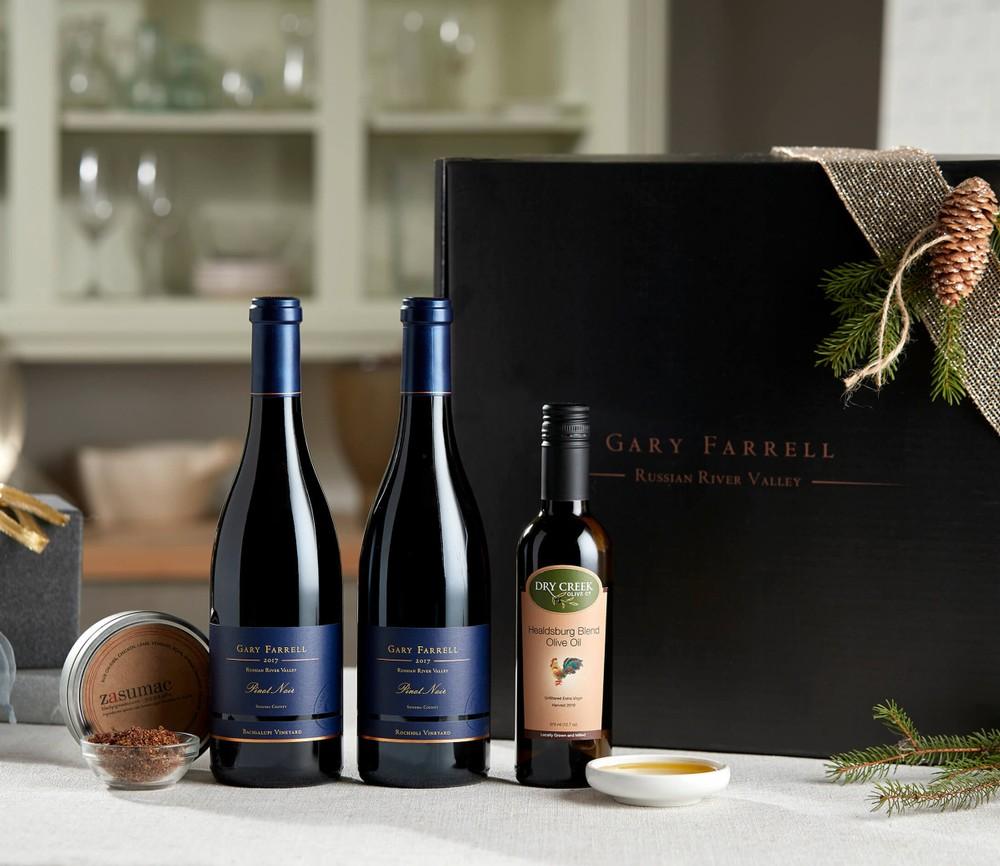 Gary Farrell Grand Cru Vineyards Middle Reach