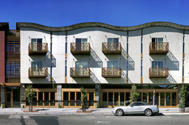 The Incredible h2hotel in Healdsburg