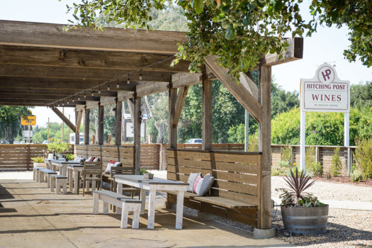Hitching Post Wine's New Tasting Room & Iconic Restaurant