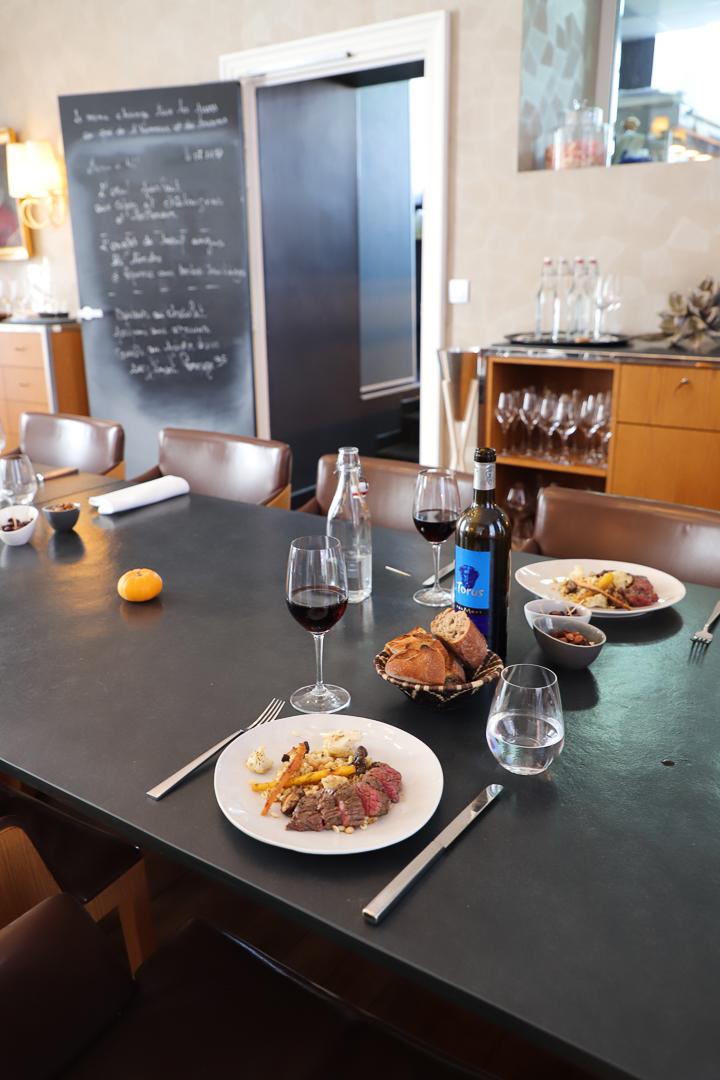 Hotel Les Avises Restaurant