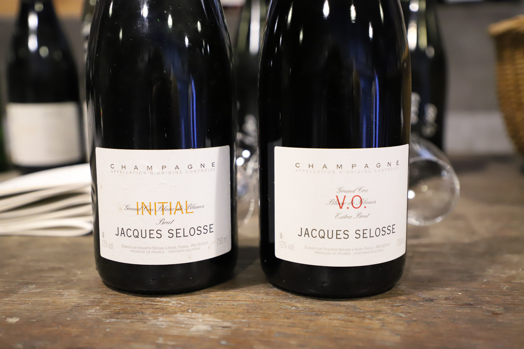 The Domaine Jacques Selosse
