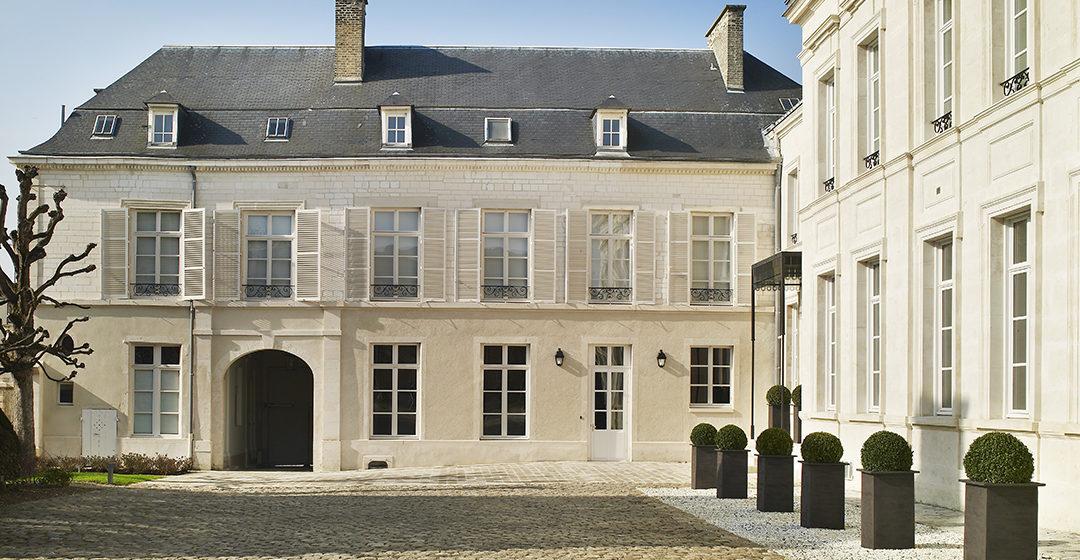 Veuve Clicquot's Exclusive Hôtel du Marc Tour