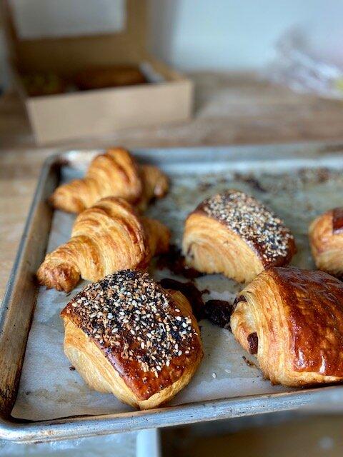 Quail & Condor: New Healdsburg Bakery I Adore