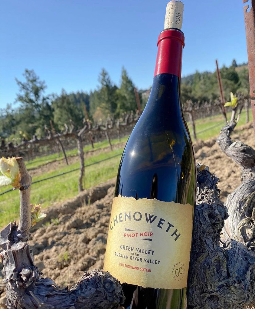 Chenoweth Vineyards Tour
