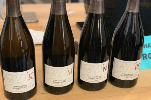 Small Champagne Growers Tasting in SF