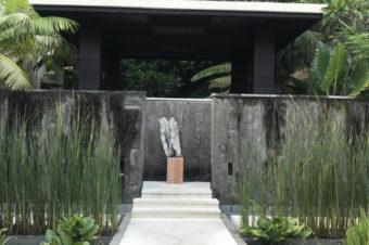 The Spectacular Hanging Yoga & Spa At The Ritz Carlton Nusa Dua