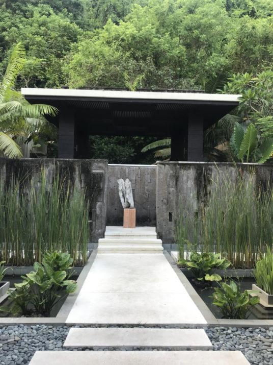The Ritz-Carlton, Bali - Beach Cabana