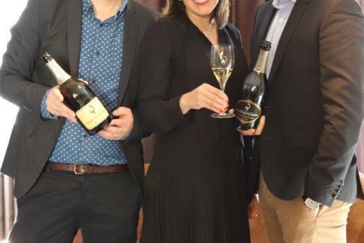 My Fabulous Billecart-Salmon Maison visit with the Billecart Family & Winemaker