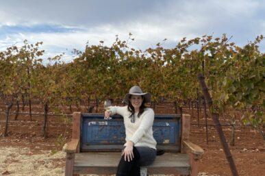 My Lovely Chenoweth Vineyards Tour & Wine Tasting