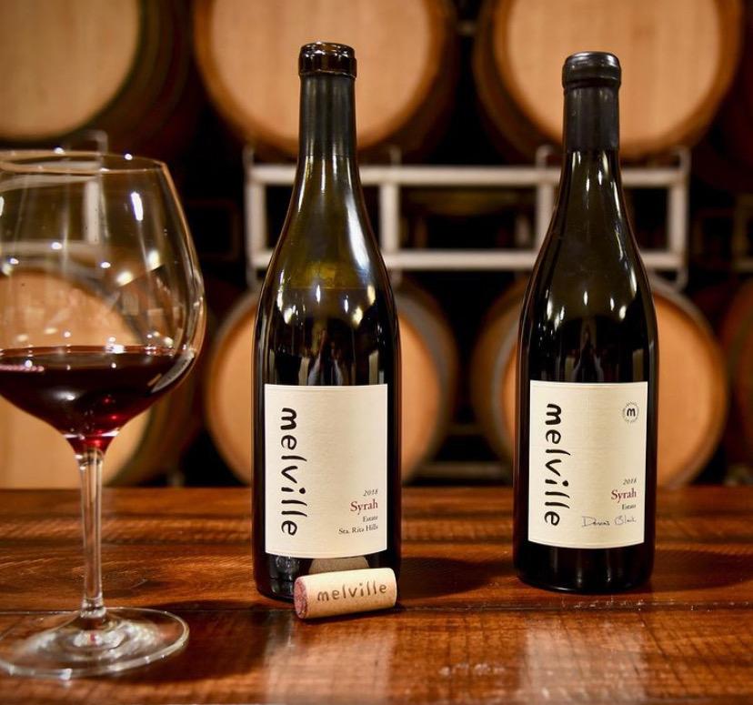 Melville Winery Central Coast Syrah