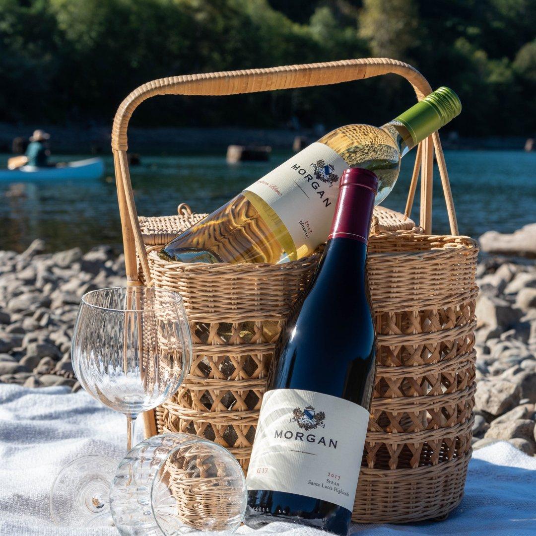Morgan Winery Central Coast Syrah