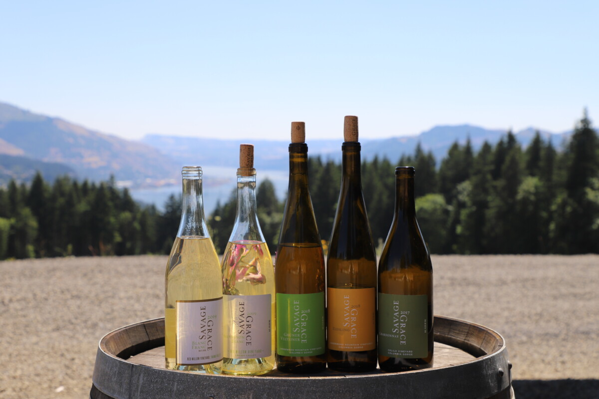 Columbia Gorge Wineries