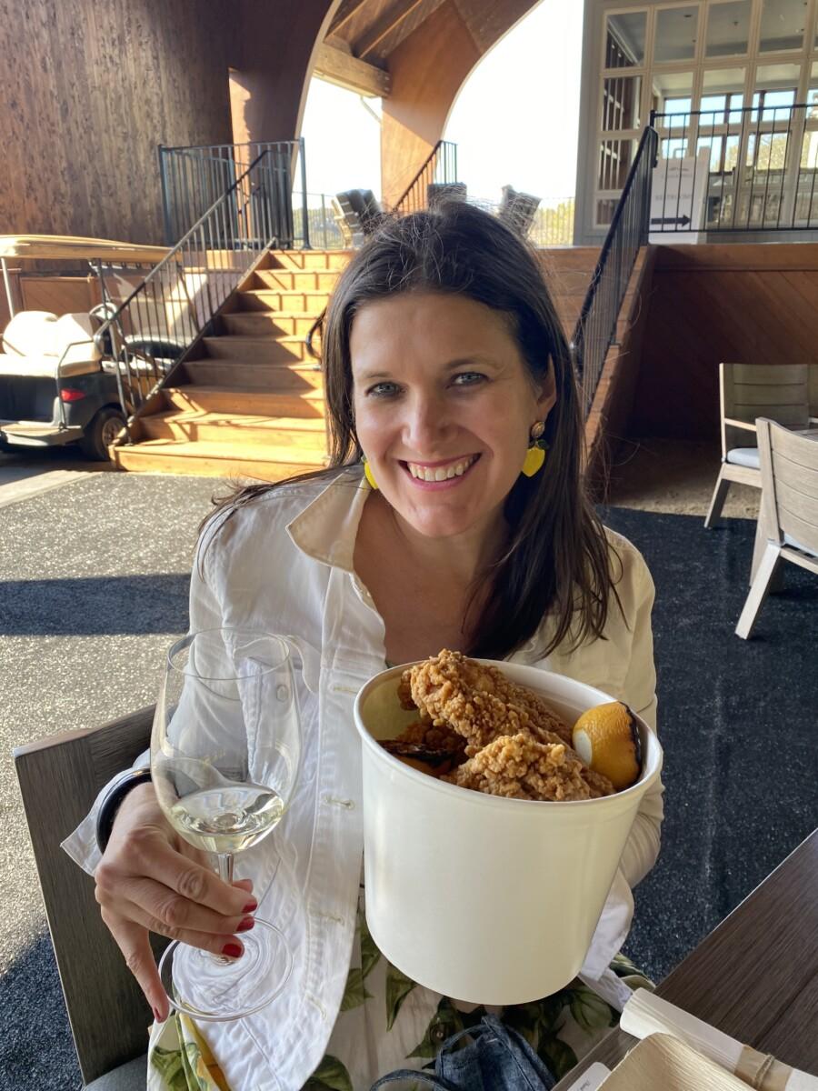 Best Fried Chicken Wine Country