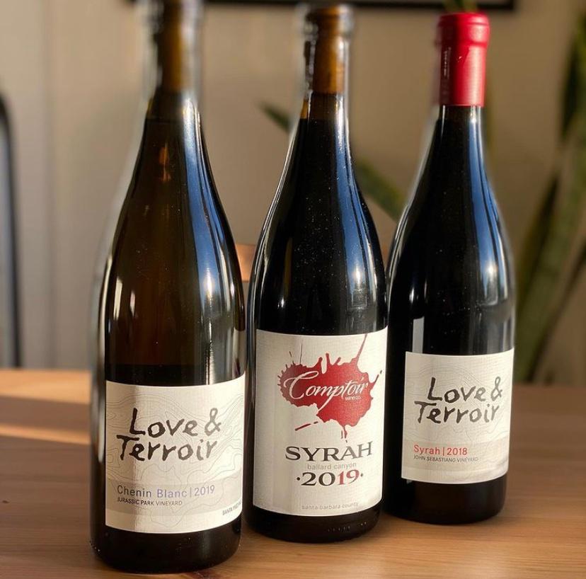 Love & Terroir Central Coast Syrah