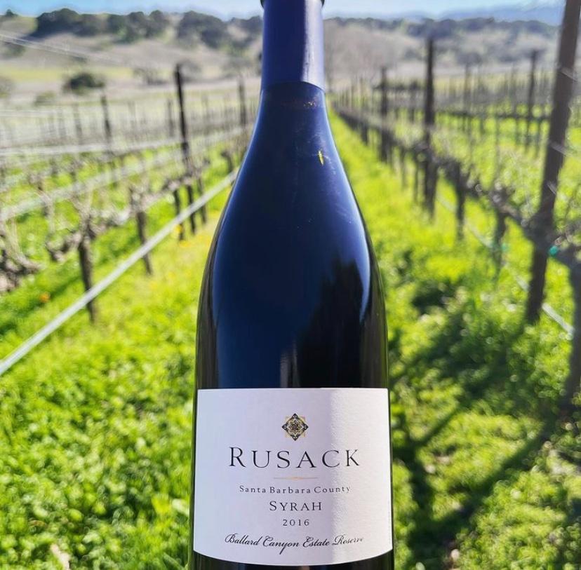 Rusack Winery Best Syrah Wines