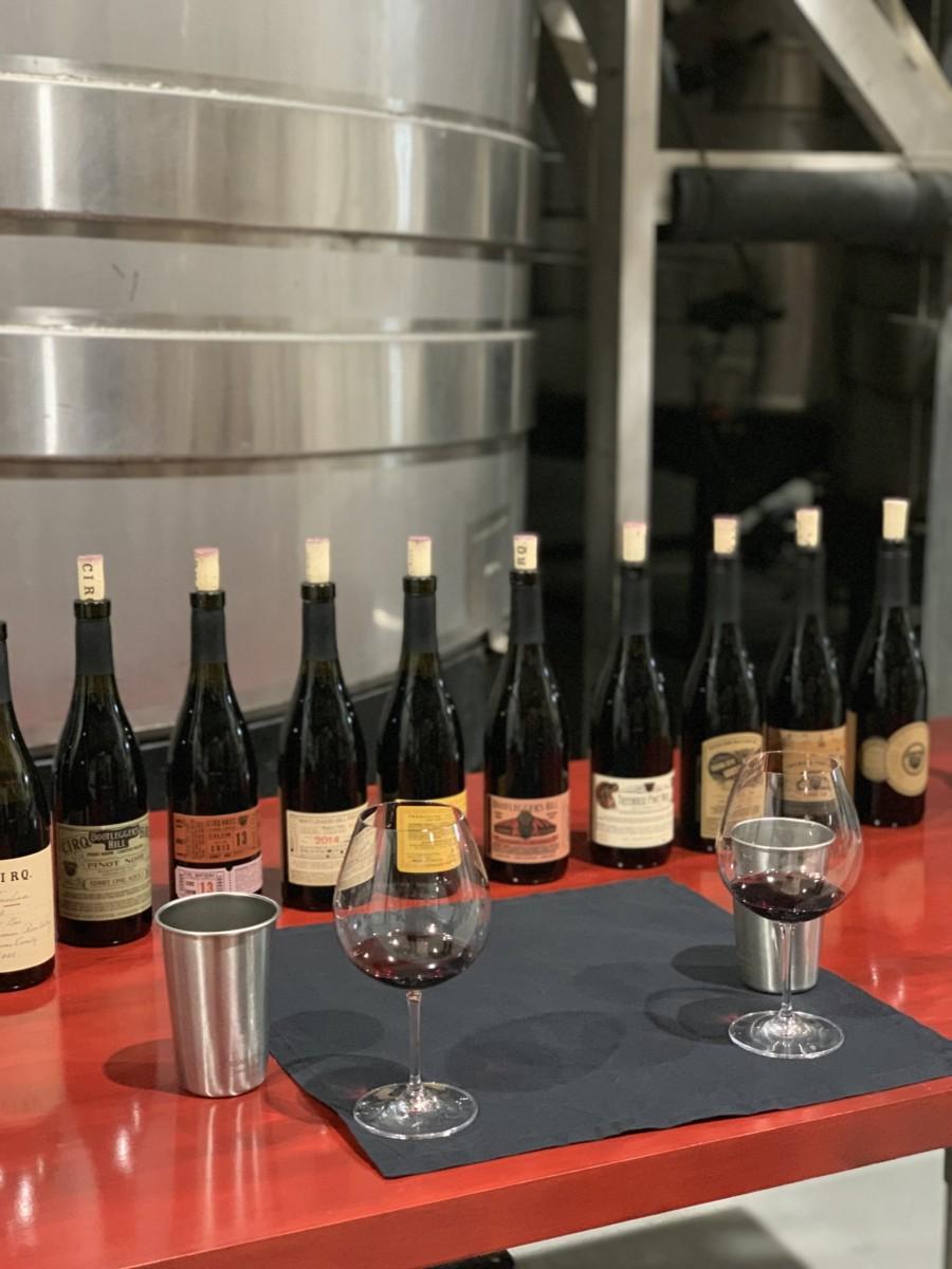 CIRQ Wines